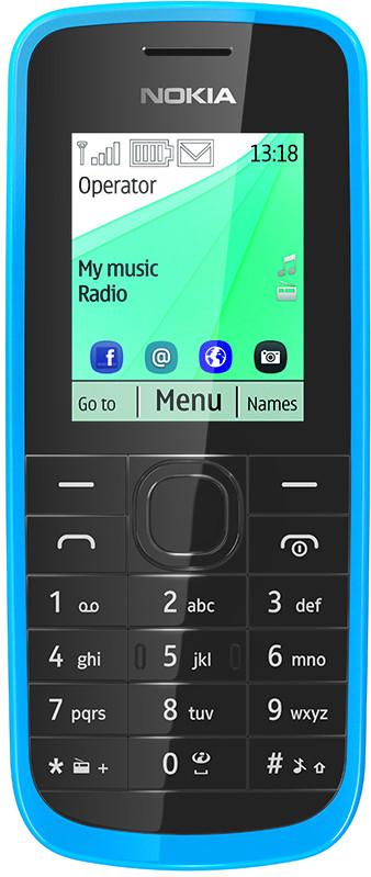 Nokia 109(Cyan)