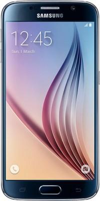 SAMSUNG Galaxy S6 (Black Sapphire, 64 GB)