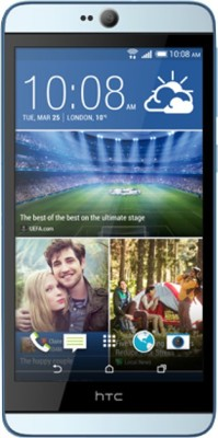 HTC Desire 826 (Blue Lagoon, 16 GB)(2 GB RAM) at flipkart
