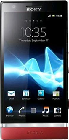Sony Xperia P (Red, 16 GB)(1 GB RAM)