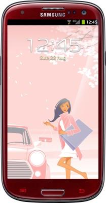 SAMSUNG Galaxy S3 Neo (Red, 16 GB)