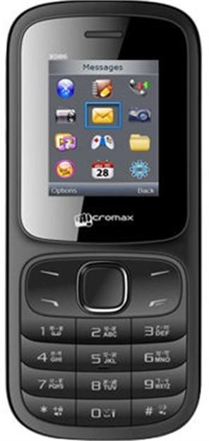 Micromax X096(Black)