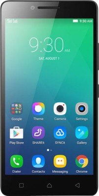 Lenovo A6000 Shot (Black, 16 GB)(2 GB RAM)