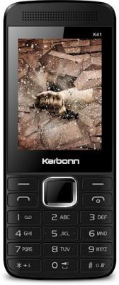 Karbonn K41 (Black, Red, )