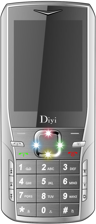 Diyi D3(Grey)
