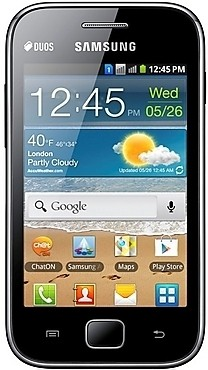 Samsung Galaxy Ace Duos S6802 (512MB RAM, 3GB)