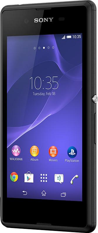 Sony Xperia E3 Dual (Black, 4 GB)(1 GB RAM)