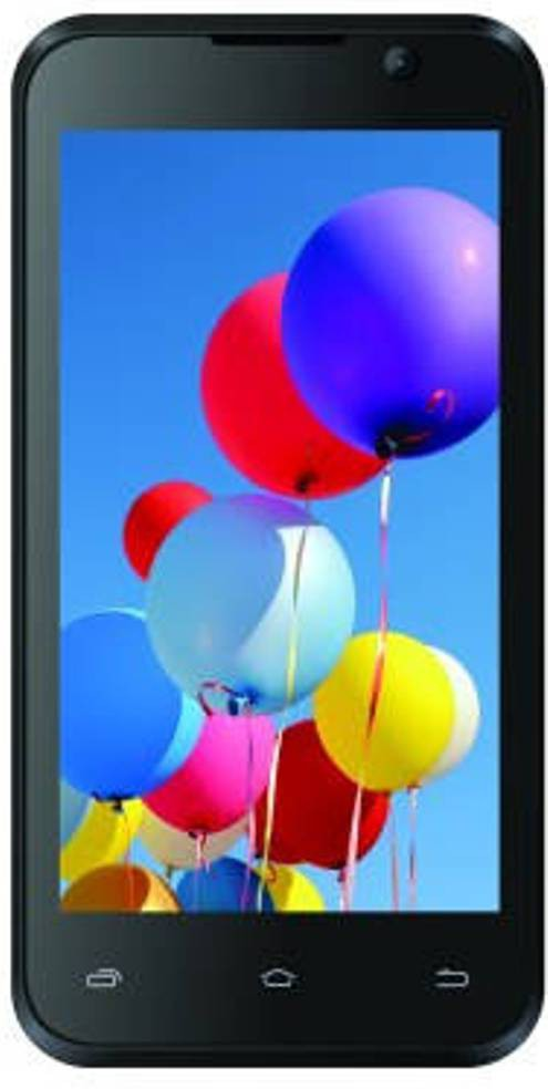 Intex Y2 Power (Black, 4 GB)(512 MB RAM)