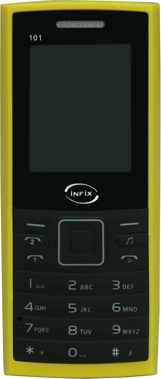 Infix 101(Black, Yellow)