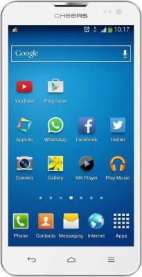 Cheers Smart Turbo 3G (White, 512 MB)