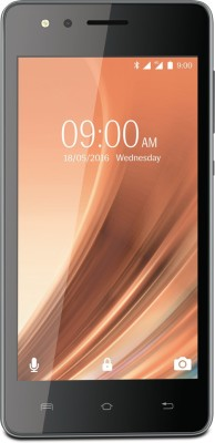 Lava A68 (Silver, 8 GB)(1 GB RAM)