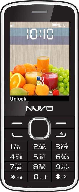 Nuvo Flash(Black, White)