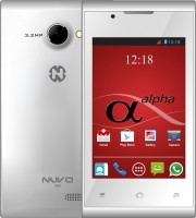 Nuvo Alpha NS35 4GB (White 4 GB)