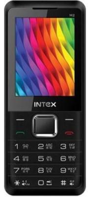Intex M2 (Black, 256 MB)