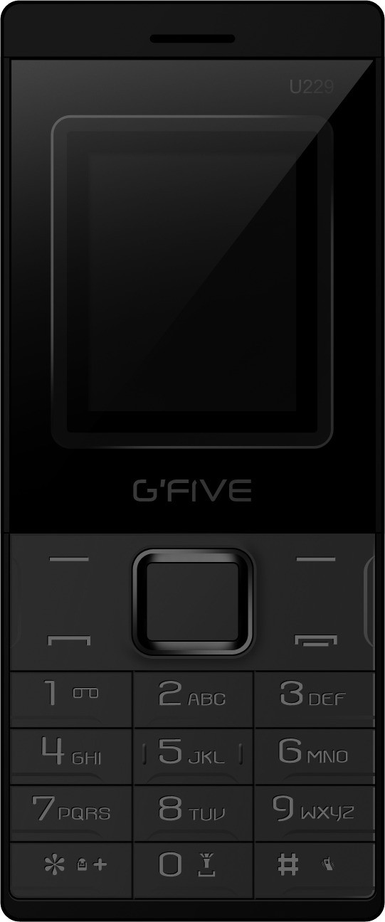 View Gfive U229(Black)  Price Online