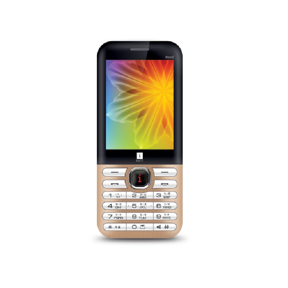 iBall Wow2(Gold)