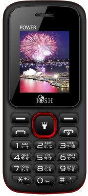 Josh POWER (Black, Red, 1 MB)