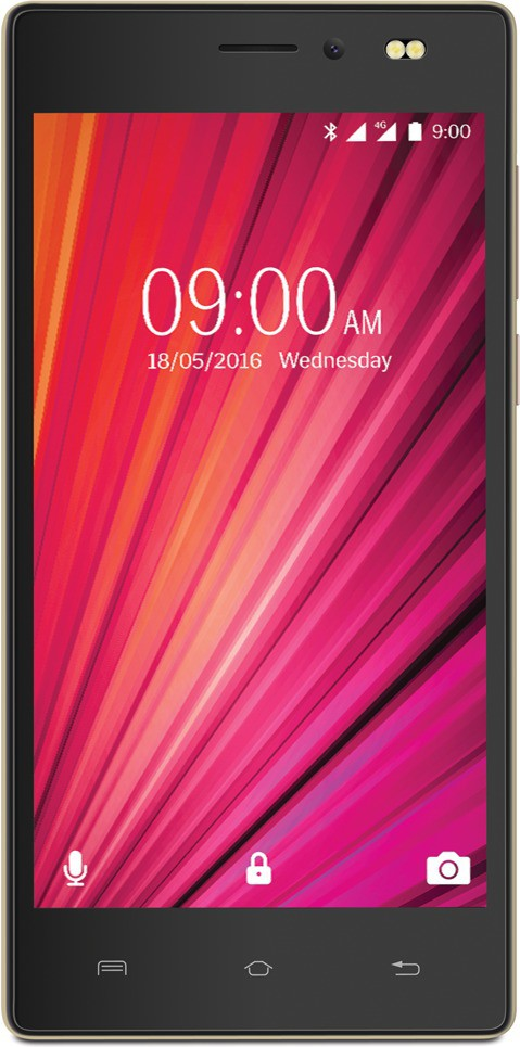 Lava Iris X17 (1GB RAM, 8GB)