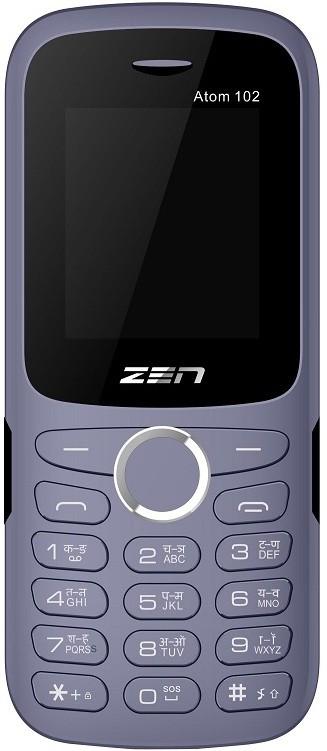 Zen Atom 102(Grey)