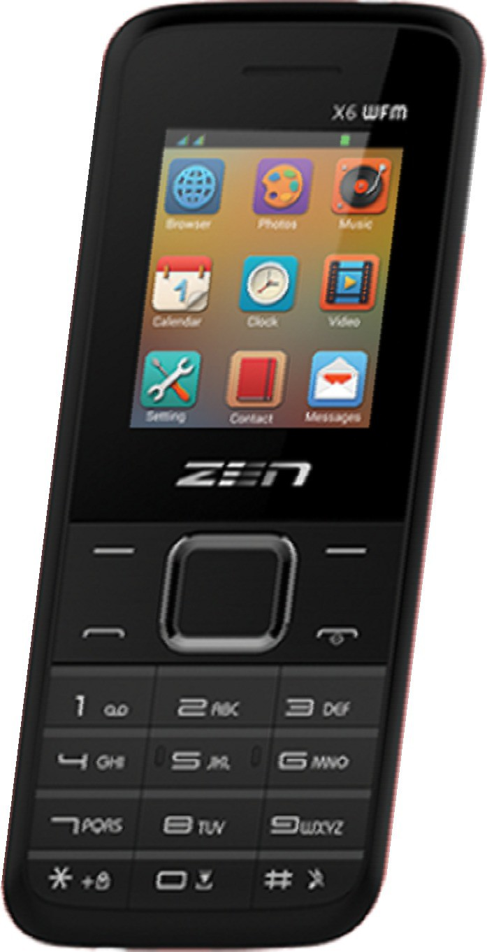 Zen Auto Call Recorder(Black)