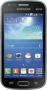 SAMSUNG Galaxy S Duos 2 (Black, 4 GB)(717 MB RAM)