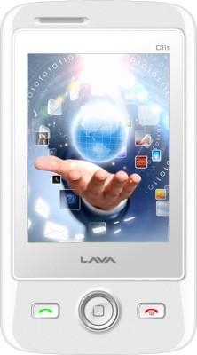 Lava C11s (White, )