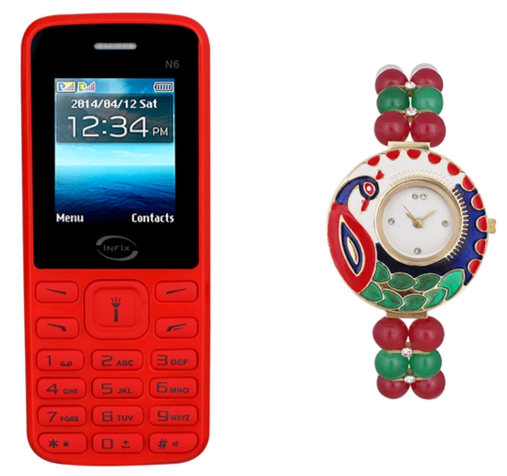 Infix N6(Red)