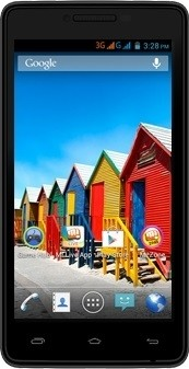 Micromax Canvas Fun A76 (Black, 4 GB)(512 MB RAM)