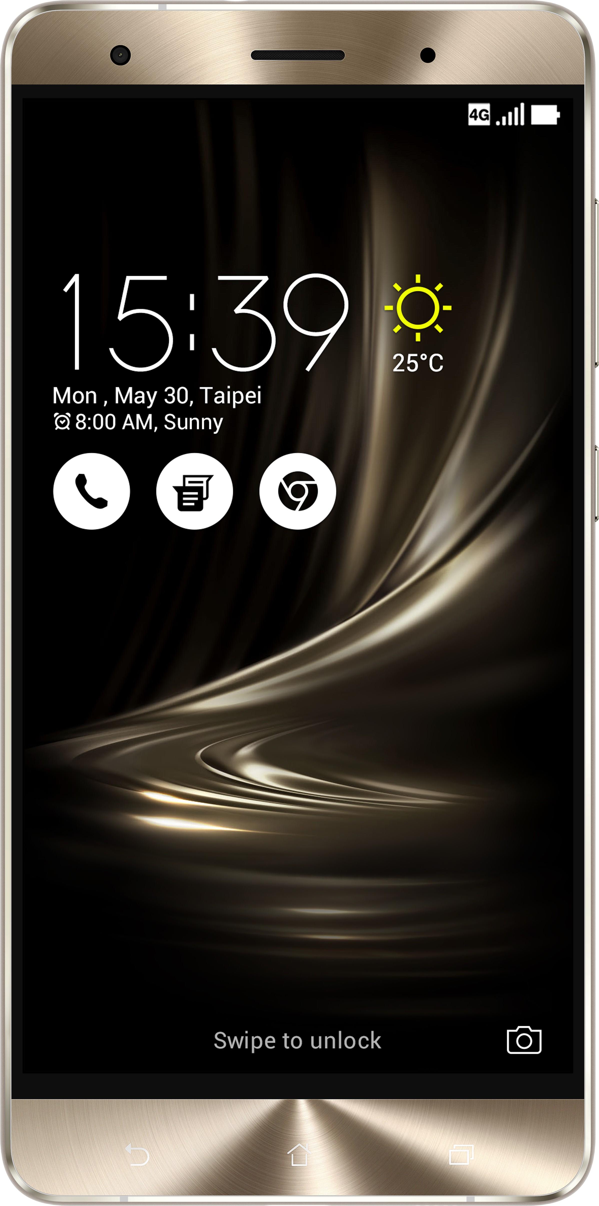 Asus Zenfone 3 Deluxe (Silver, 64 GB)(6 GB RAM)