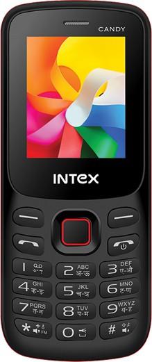 Intex Candy Bar(Black)