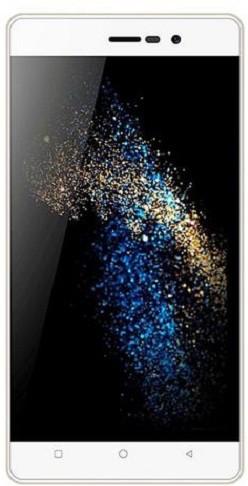 Karbonn Titanium S205 (White & Golden, 16 GB)(2 GB RAM) image