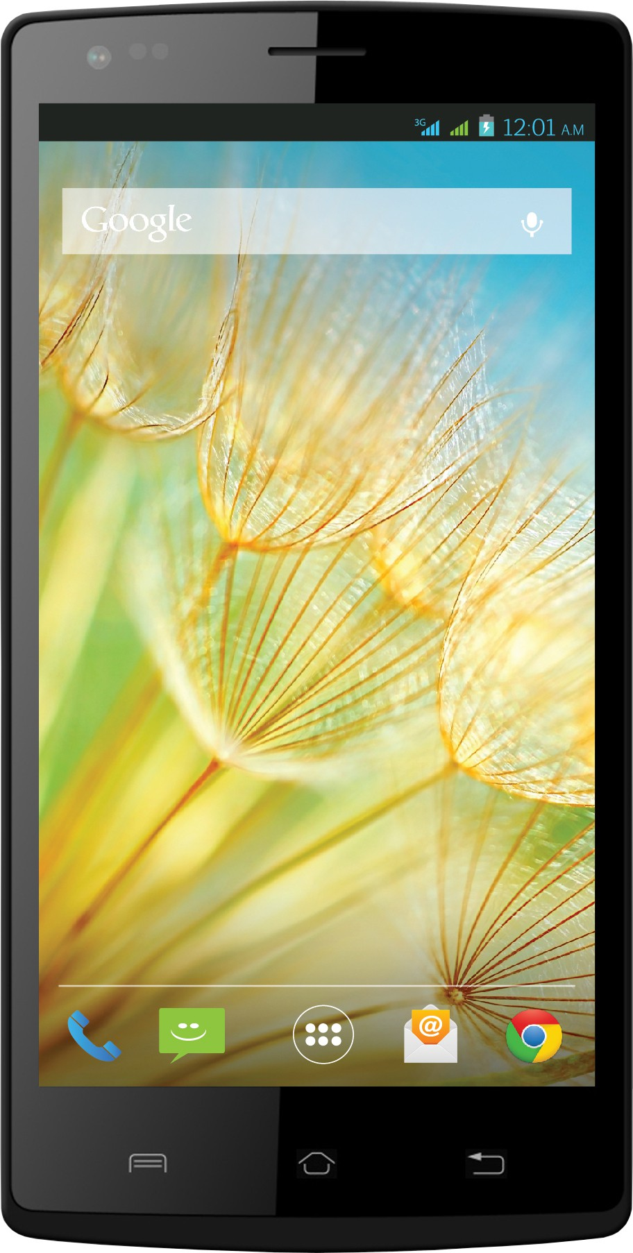 Lava Iris Alfa (1GB RAM, 8GB)