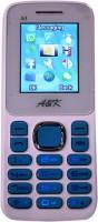 A&K Bar Phone A 1(White Blue)