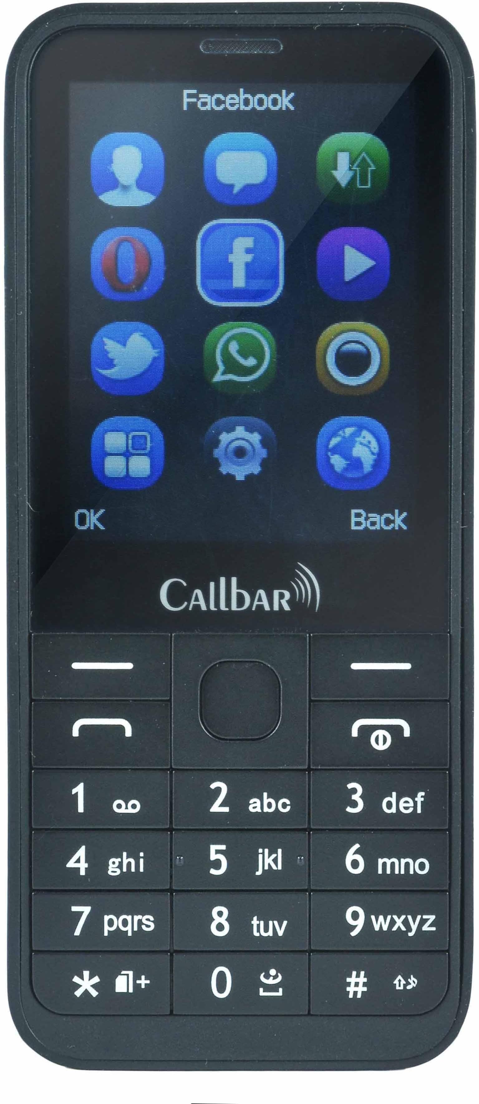Callbar CALLBAR 220 Black(Black)