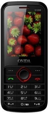 Onida S1200 (Black, 256 MB)