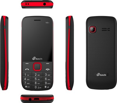 Mtech L6+ (Black, Red, 32 MB)