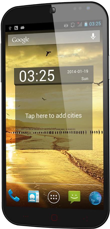 Domo nTice Quad 1 - Onyx (Black, 4 GB)(1 GB RAM)