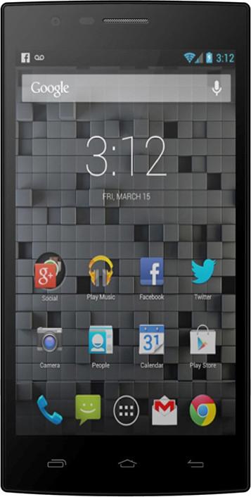 Karbonn Opium N9 (Black, 4 GB)(1 GB RAM)