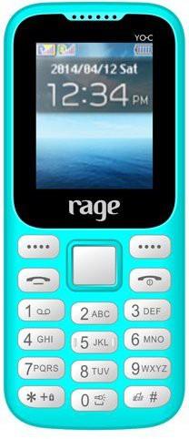 RAGE Yo C(Blue)