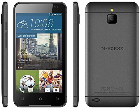 M-Horse A9 (Black, 4 GB)(512 MB RAM)