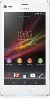 Sony Mobile Phones, Tablets - Sony Xperia L (Diamond White, 8 GB)(1 GB RAM)