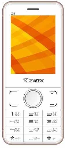 Ziox Z6(Rose Gold)