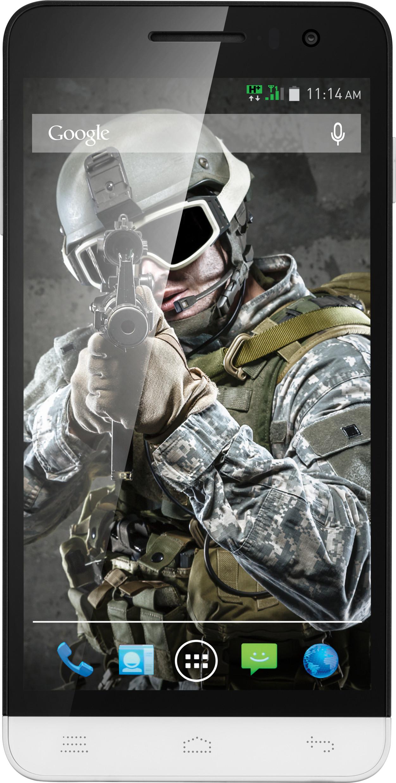 XOLO Play 8X-1100 (White, 16 GB)(2 GB RAM)