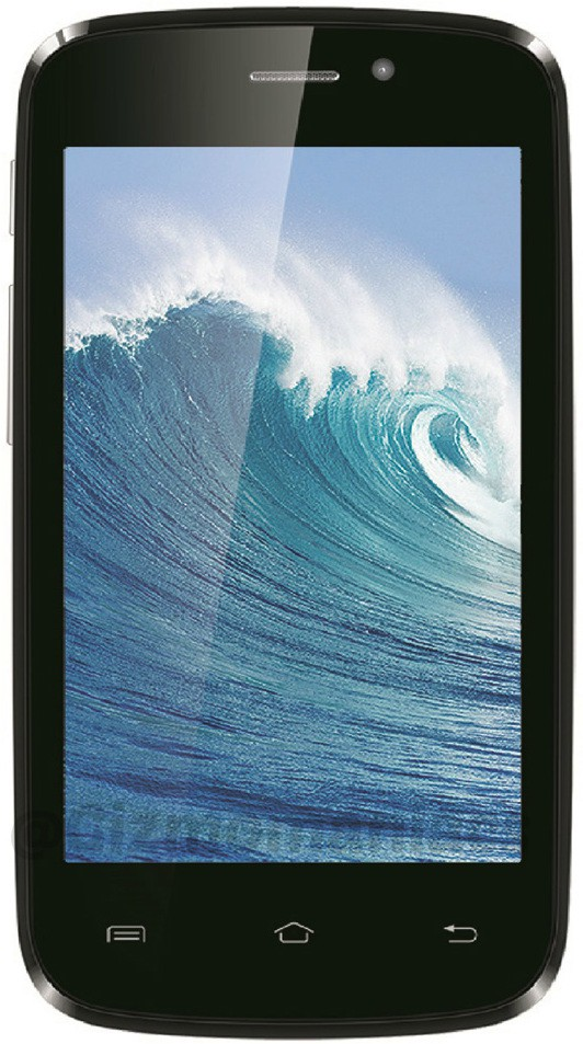 View iBall Andi 4F Waves Dual Sim (Black, 512 MB)(512 MB RAM) Mobile Price Online(iBall)