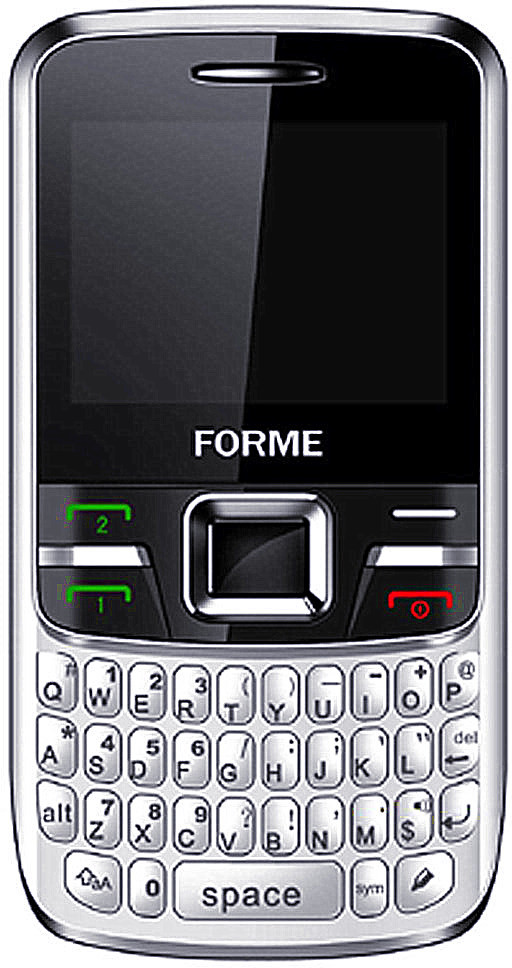 Forme Forme Q800(Silver)
