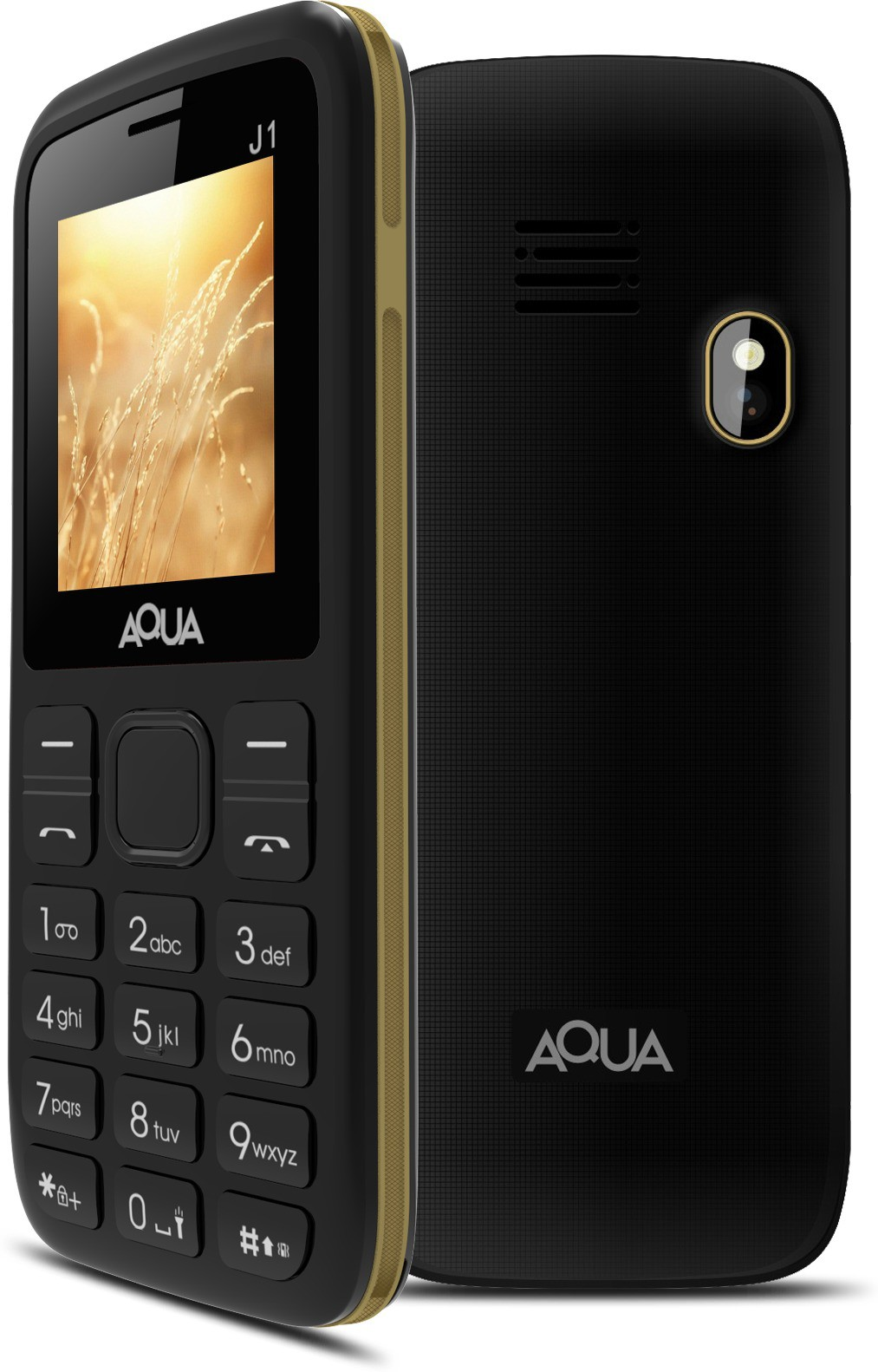 Aqua J1(Black & Gold)