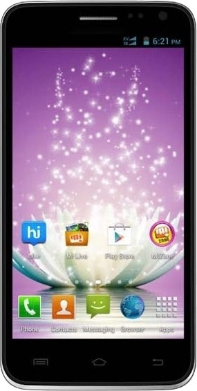 Micromax Canvas Blaze MT500 (Black, 4 GB)(768 MB RAM)