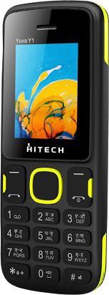 Hitech Yuva Y1(Yellow_Black)