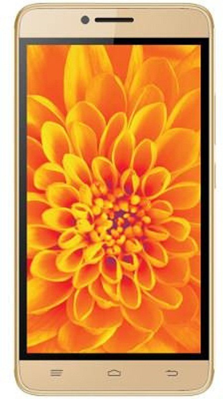 Intex Aqua Sense 5.1 (Champangne, 8 GB)(512 MB RAM)