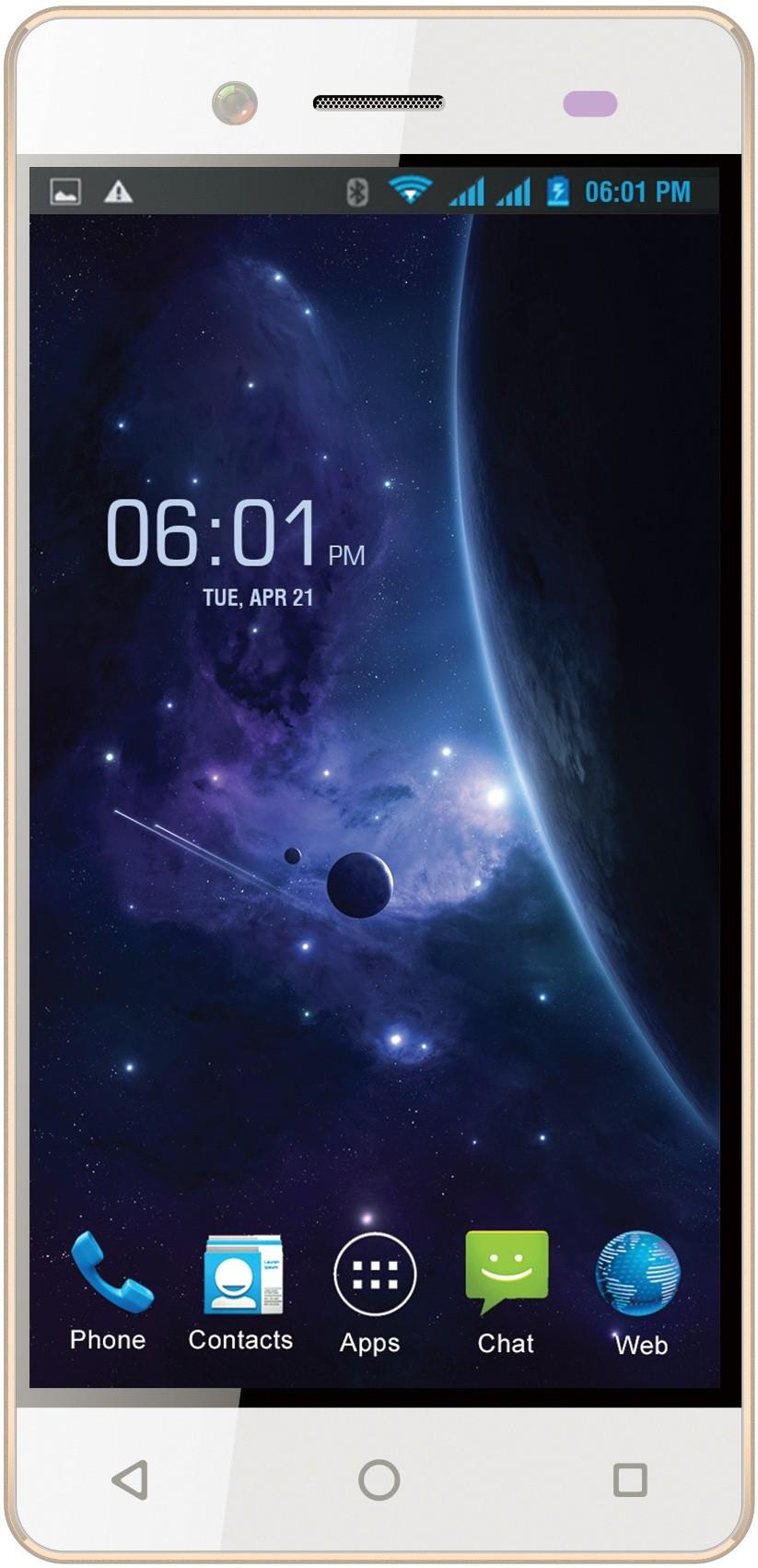 Reach Allure Speed (Gold, 8 GB)(1 GB RAM)